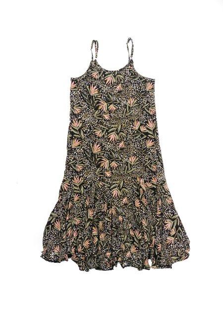 Little Lies Animal Flora Midi Dress