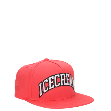 IceCream Snapback Hat - Deep Sea Coral