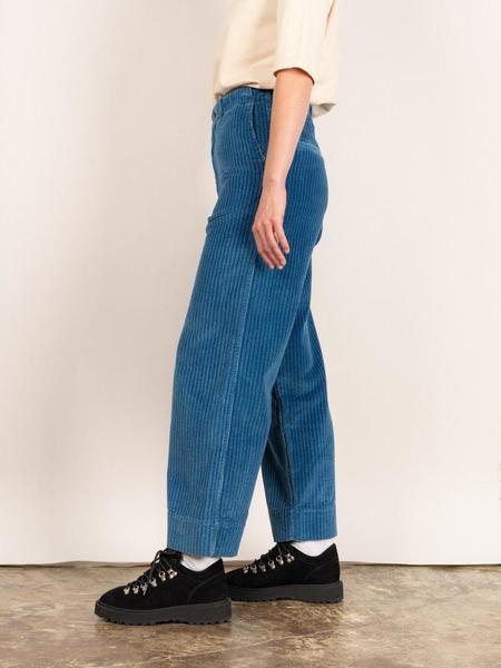 Caron Callahan Greene Pant - True Indigo