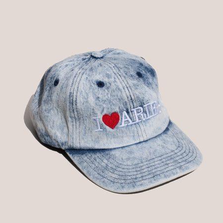 Aries Arise I Heart Aries Cap - Blue Jean