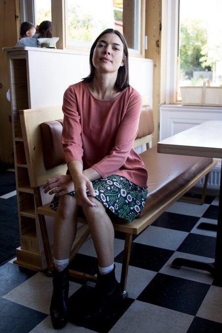 Amanda Moss Neala Top - Blush