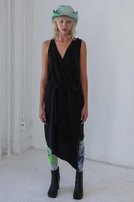 KkCo Twist Dress - Black