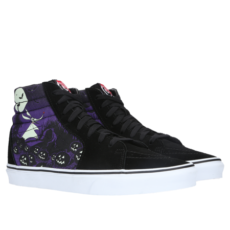 UNISEX VANS Nightmare Before Christmas x Sk8-Hi sneaker - Jacks Lament/Nightmare