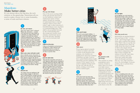 Gestalten The Monocle Guide to Building Better Cities Book