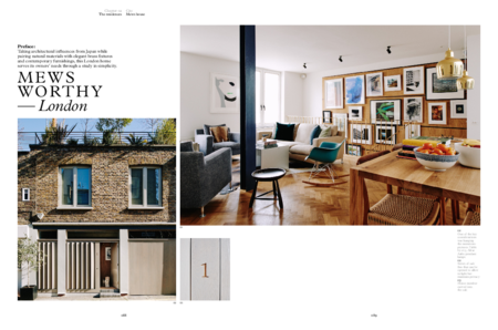 Gestalten The Monocle Guide to Cosy Homes Book