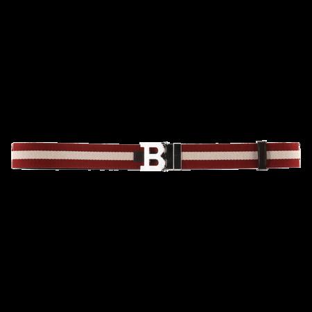 BALLY B Buckle 35 M.T/566 Belt - Chocolate