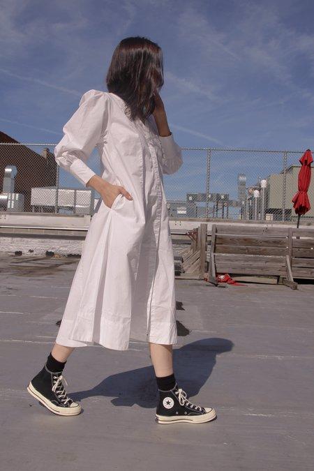 Ajaie Alaie Calla Tunic Dress - Cloud