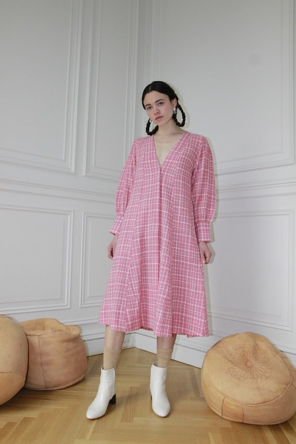 Ajaie Alaie Calla Tunic Dress - Riviera