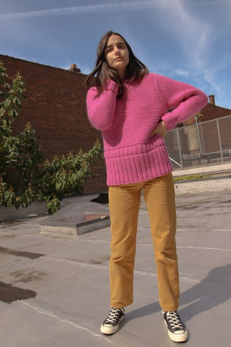 Ajaie Alaie Cotton Candy pullover - Riviera