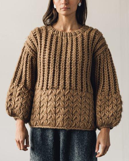 Atelier Delphine Delphine Adena Sweater - Camel