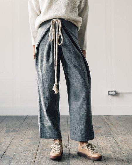Atelier Delphine Delphine Parachute Pant - Neutral Grey