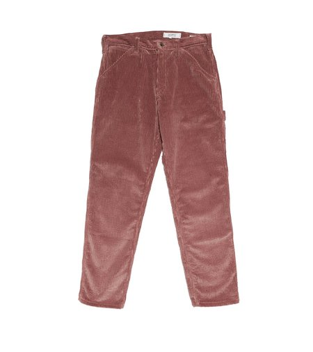 Freemans Sporting Club Painter Pant - Pink Corduroy
