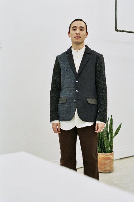 Frank Leder Vintage Fabric Blazer