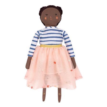 Kids meri meri ruby fabric doll