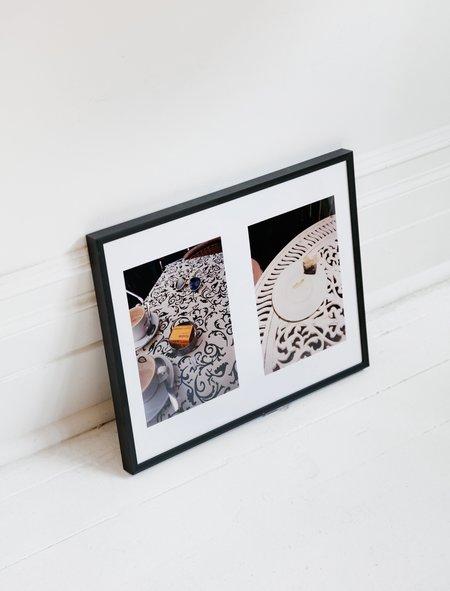Adam Golfer Framed Print