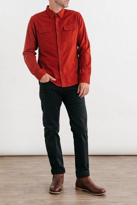 Men's Bridge & Burn Cole Flannel Shirt