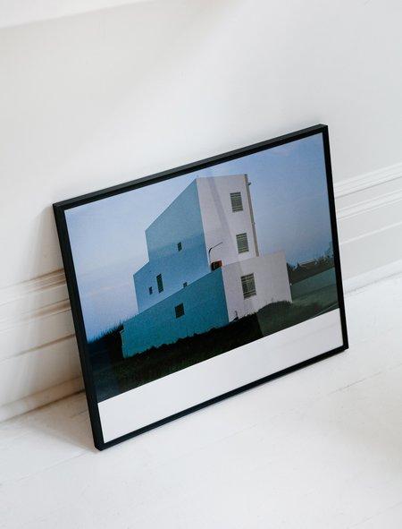 Justin Yong Framed Print
