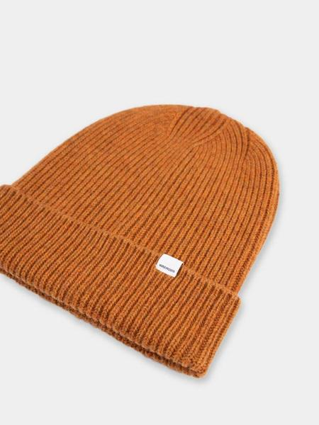 Norse Projects High Top Beanie - Montpellier Yellow