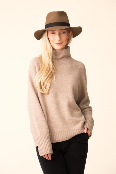 Nili Lotan Mariah Sweater - Stone