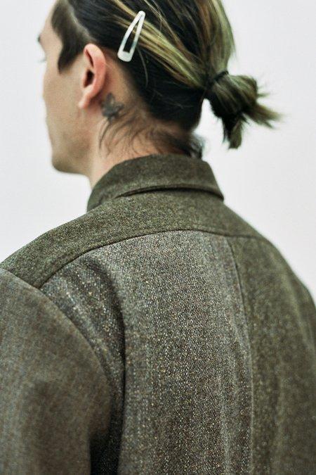 Frank Leder Vintage Fabric Shirt