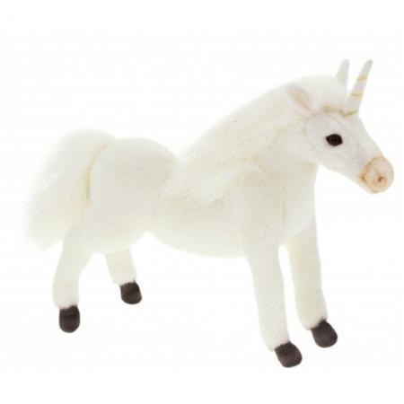 Kids Hansa Toys hansa unicorn - sparkle white