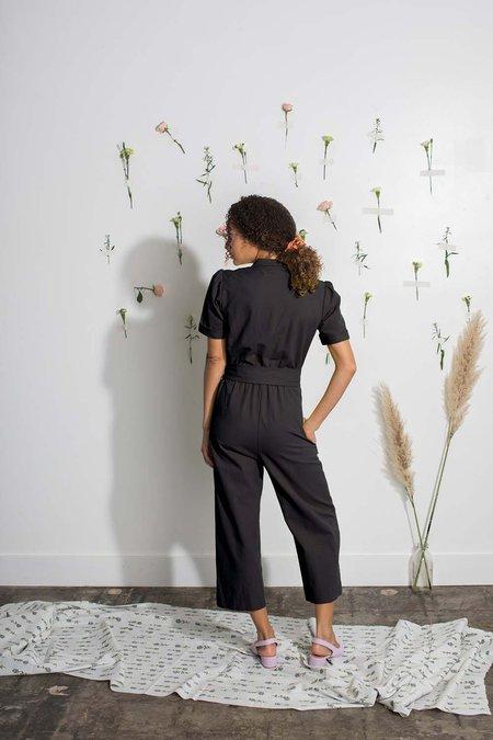 Plante Olivia Jumpsuit - Black