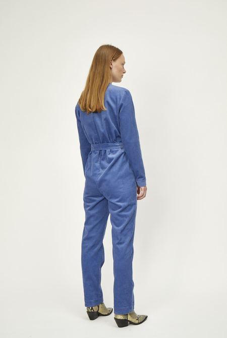 Just Female Harlow Jumpsuit - Dutch Blue