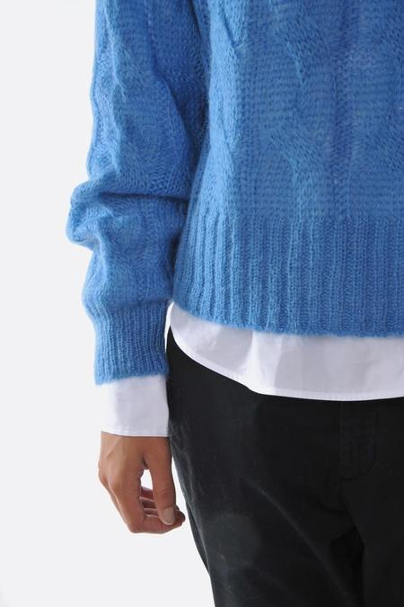 Hope True Sweater - Blue