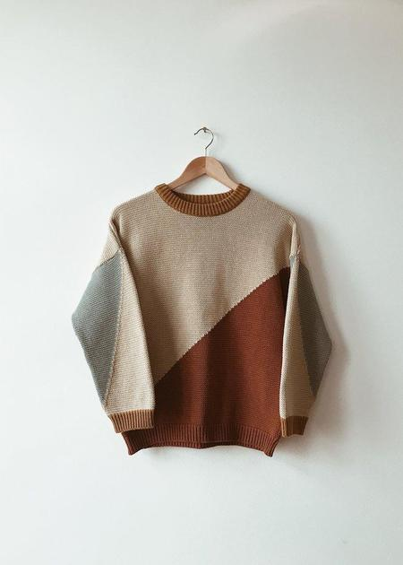 Kids Monkind Night & Day Knit Pullover