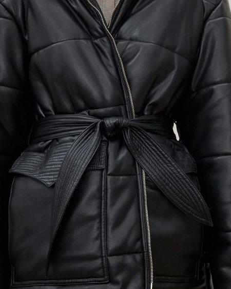 NANUSHKA Lenox Quilt Puffer Coat