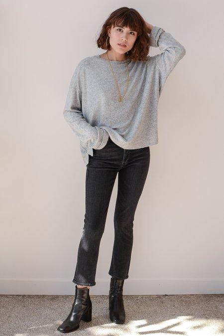 Beautiful People Sherpa Sweatshirt - Heather Grey