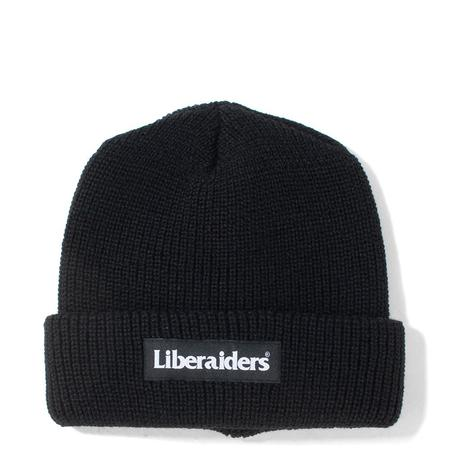 Liberaiders OG Logo Watch Cap - Black