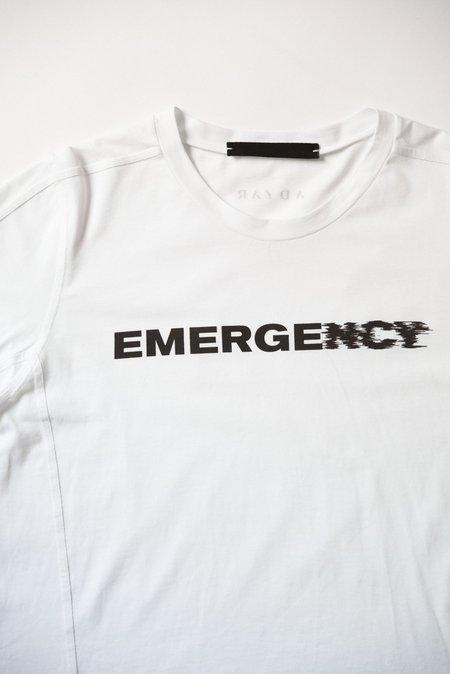 Adyar Emergency Issue Long Sleeve Tee