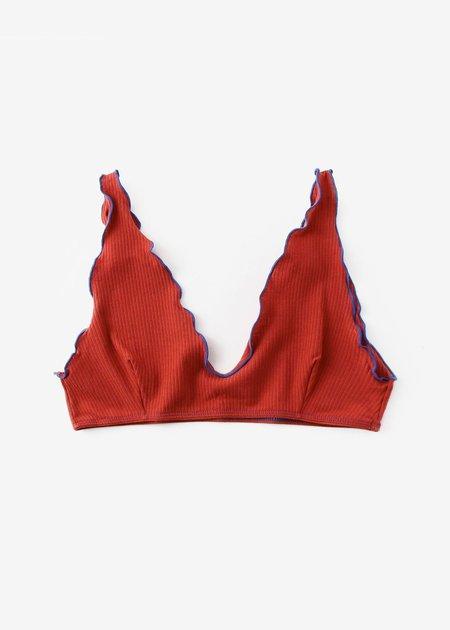 Baserange Pam Bra - Cherry Red