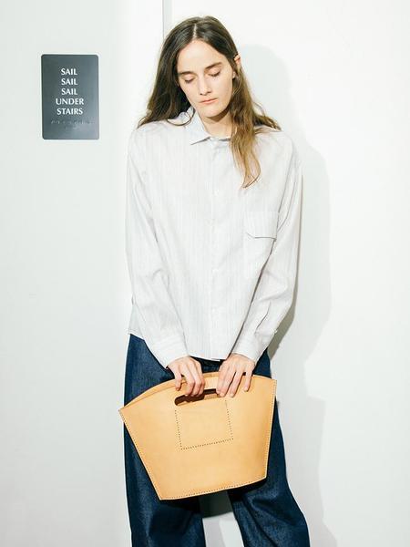 Lauren Manoogian Baby Barcelona Bag - Natural