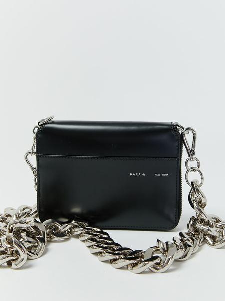 KARA Large Bike Wallet - Black