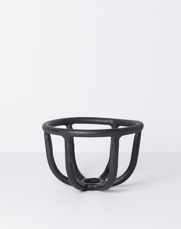 Sin Moth Bowl - Black