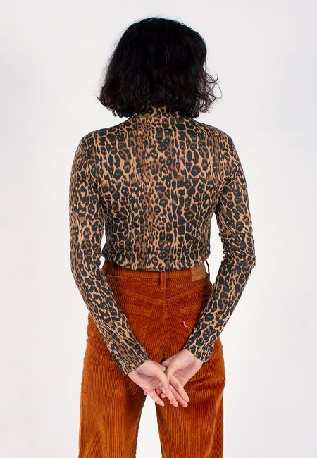 C/MEO Collective Were You Waiting Top - leopard