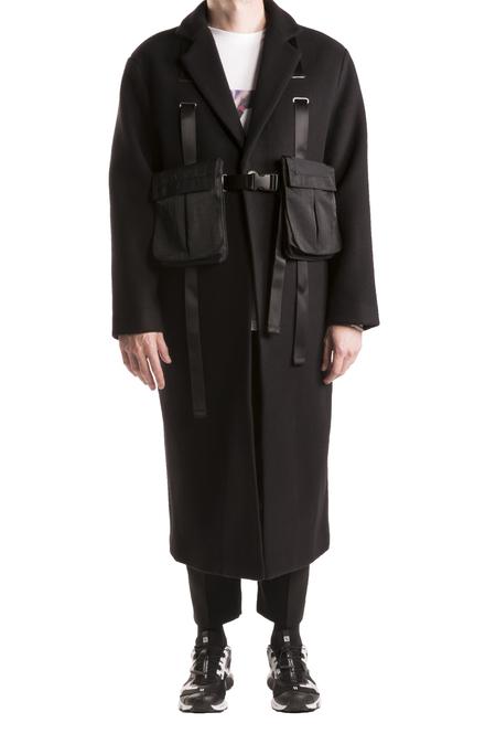 IISE Wool Cashmere Coat