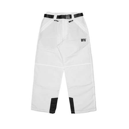 USED FUTURE SUP pants - White