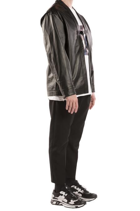 IISE Leather Rider Jacket