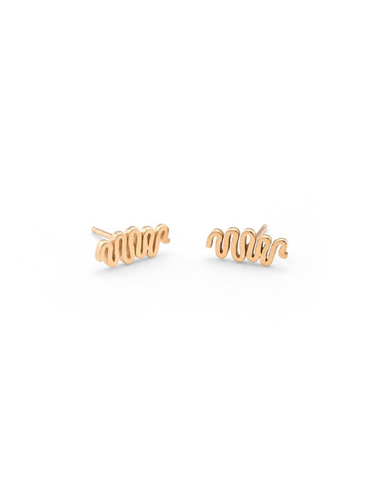 Dream Collective Squiggle Earrings