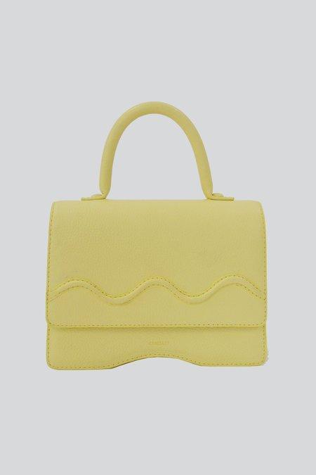 CAMELLÉT Vittoria Handbag - Sorbet lemon