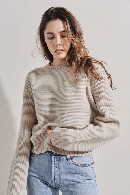 Baldwin BLDWN April Sweater - Studio Beige