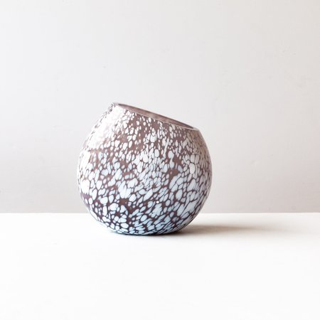 Dylan Duchet Flocon Hand Blown Vase