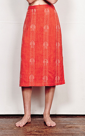 Ace & Jig Gallery Skirt in Flare