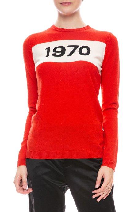 BELLA FREUD 1970 Sweater - Red