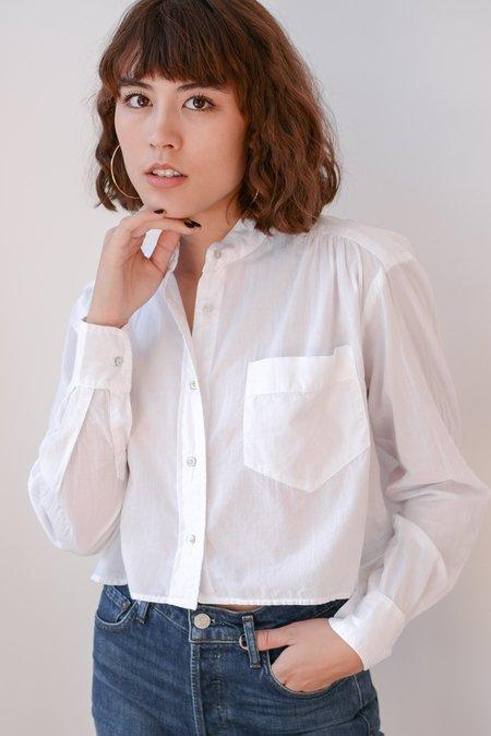 Xirena Classic Top - White