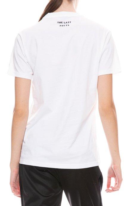 BELLA FREUD Revolution T-Shirt - White