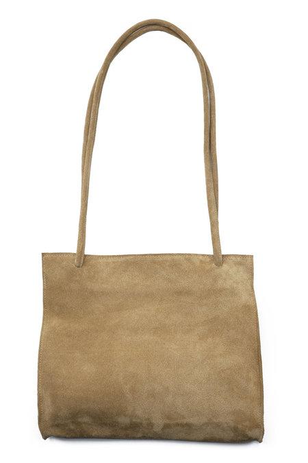 Hannah Emile Lady Bag - Sand Suede